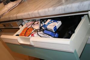 Comment mesurer pour les tiroirs sous le mont Diapositives