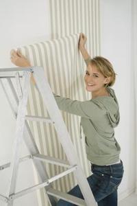 Comment décorer avec des rayures Pastels