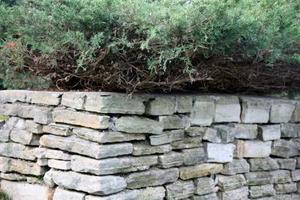 Comment construire un mur de jardin