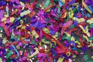 Comment faire cônes de confettis