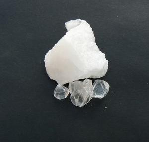 Comment utiliser Rochelle en cristal de sel