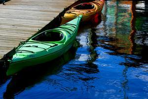 Gilets de sauvetage obligatoires à Kayak dans l'Illinois