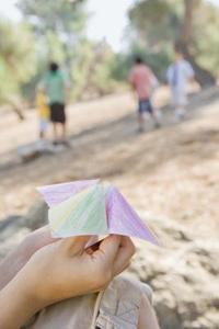 Comment faire des invitations de l'origami
