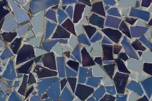 Comment faire une mosaïque avec du ciment