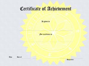 """Comment faire de votre """"Wow"""" certificats de réussite propres"""