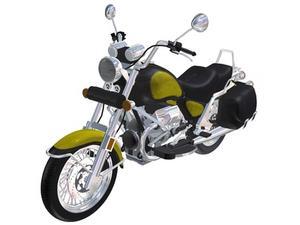 Instructions pour Comment construire un Mini Noir et Jaune Toy moto