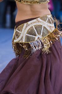 Comment faire une jupe de danse ou de ceinture