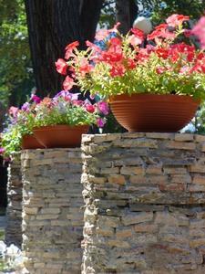 Arrangements Patio Flower Pot