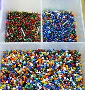Tutoriel sur perles tissés Bangle Bracelets