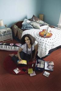 Comment décorer une chambre d'Quinze-year-old girl