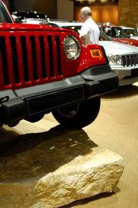 Comment identifier une Jeep Dana 44