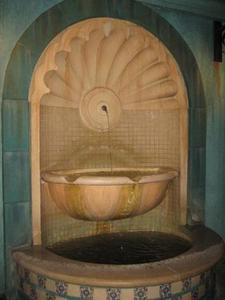 Comment construire une fontaine mexicaine
