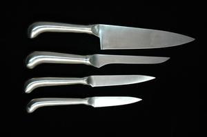 Comment emballer Couteau Rouleau d'un chef