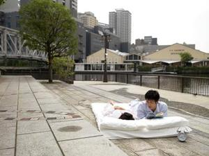 quelle est la diff rence dans un lit et un matelas futon japonais. Black Bedroom Furniture Sets. Home Design Ideas