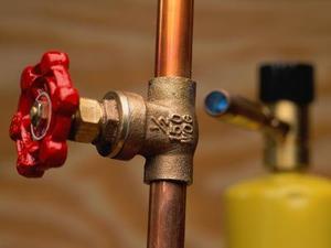Comment ressouder tuyau de cuivre