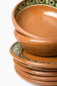 Comment faire une mosaïque Birdbath en pots de terre cuite