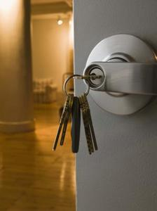 Comment supprimer une clé qui est coincé dans la serrure