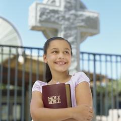 Artisanat religieux thématiques pour les enfants