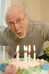 Un cadeau pour un 75-Year-Old Man