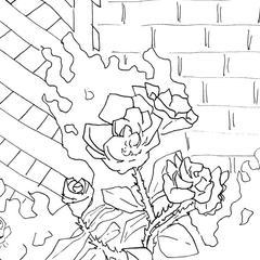 Comment dessiner une Rose Garden