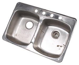Comment monter un évier en acier inoxydable sous le granit