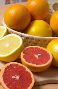 Variétés de clémentines et les oranges