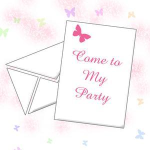 Premier anniversaire idées invitation de fête de formulation