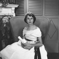 1950 Robes de bal