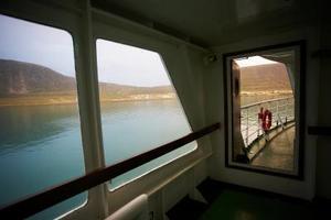 Comment garder l'intérieur d'un bateau à sec
