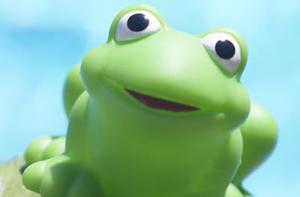 Comment jouer Crazy Frog sur mon téléphone