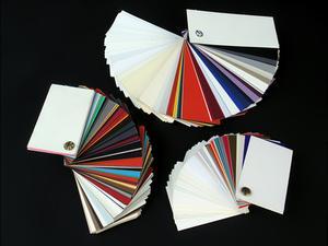 Comment faire pour afficher des échantillons de tissus
