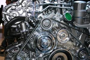 Comment changer la courroie sur un Nissan Frontier