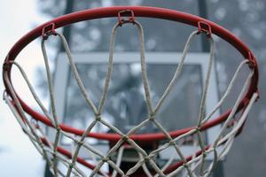 Lovely Comment Fixer Un Panier De Basket à Un Mur