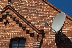 Questions vaisselle de réception satellite