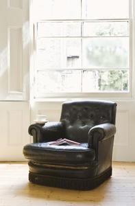 Comment r parer une chaise en cuir froiss for Reparer un canape en cuir