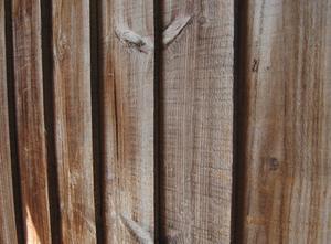 règles de clôture de la vie privée de bois