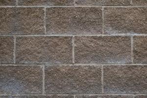 Comment construire des murs de briques en béton