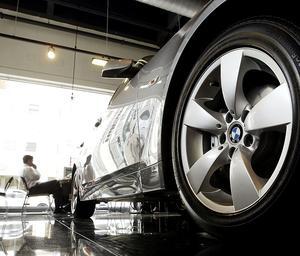 Comment changer un pneu sur une BMW X3