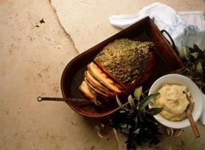 Légumes pour compléter un rôti de porc