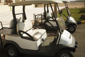 Comment peindre une voiturette de golf corps en plastique