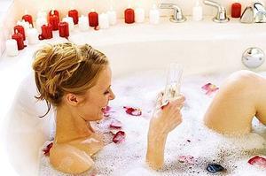 Comment planifier un bain romantique pour la Saint Valentin