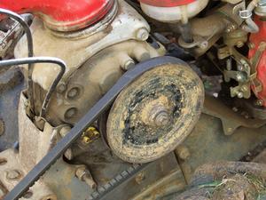 Comment remplacer la Serpentine dans une Toyota Corolla