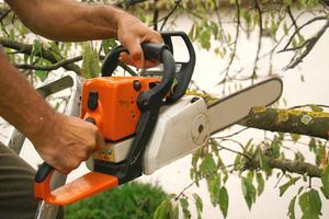 Comment utiliser une jauge de profondeur Chainsaw