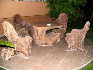 Comment restaurer des meubles de jardin en bois