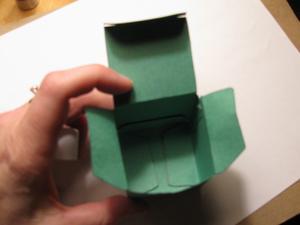 Comment faire 3-D boîtes de papier
