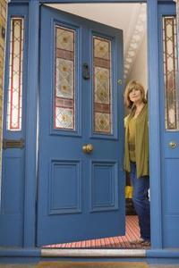 Comment peindre une porte extérieure
