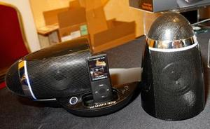 Comment connecter un iPod à haut-parleurs extérieurs