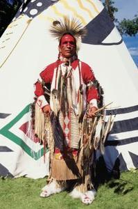 Quelles sont les différences dans Coiffes autochtones américains?