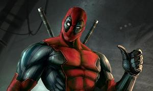 Comment faire un masque Deadpool