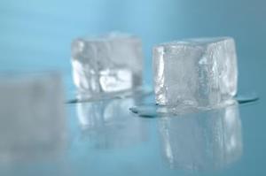 Mon Ice Whirlpool réfrigérateur Théière maintient le gel Up